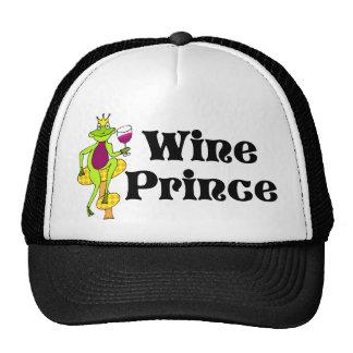 Wine Prince Cap