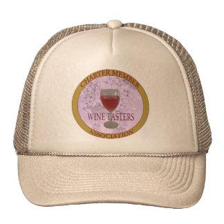 Wine Tasters Cap