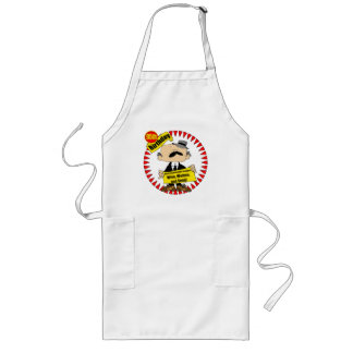 Wine Women Song 95th Birthday Gifts Long Apron