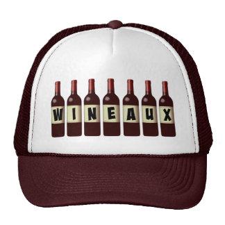 Wineaux Wine Bottles Lineup Cap