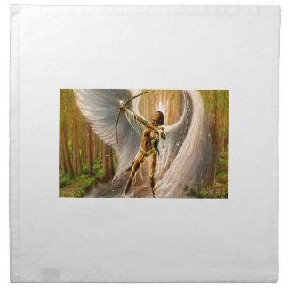 Winged Archer Napkin