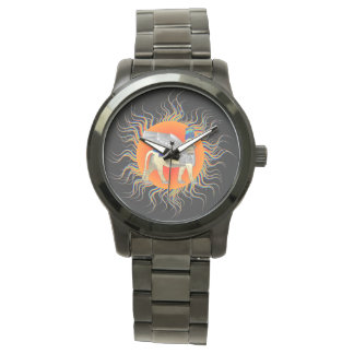 Winged Bull Wristwatches