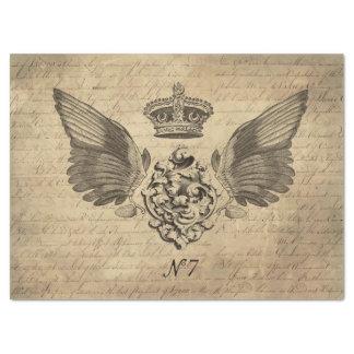 wings Decoupage Tissue Paper