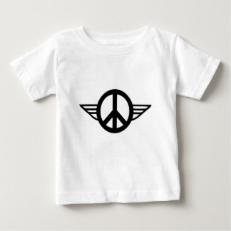 Wings of Peace Baby T-Shirt