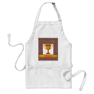 WINNER Cup  (Change text to your own) Standard Apron