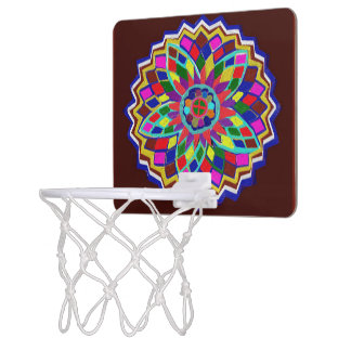 Winner Sports Basket GOAL Target Goodluck Design Mini Basketball Hoop