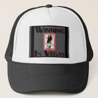 Winning in Vegas Trucker Hat