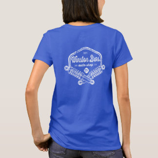 Winston Bros. Auto Shop Shirt - Cletus