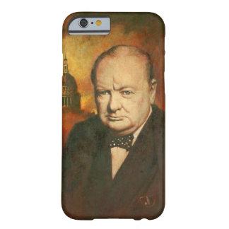 Winston Churchill iPhone 6 Case
