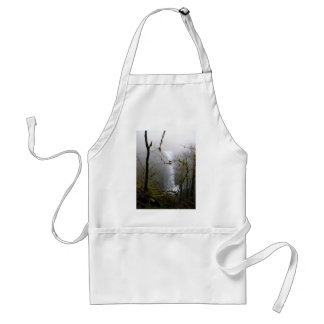 Winter at the Falls Adult Apron