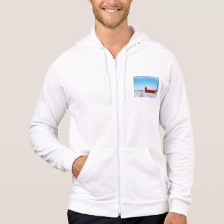 winter barn hoodie