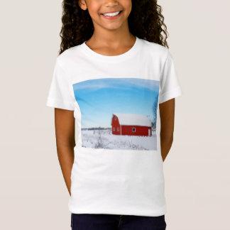 winter barn T-Shirt