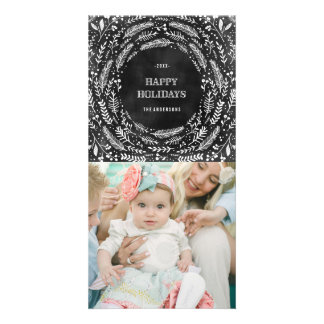 Winter Branches | Holiday Photo Cards