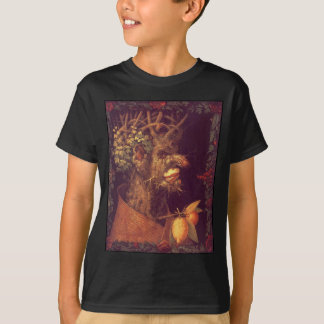 Winter by Giuseppe Arcimboldo T-Shirt