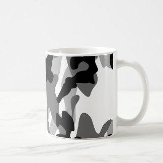 Winter Camo Coffee Mug