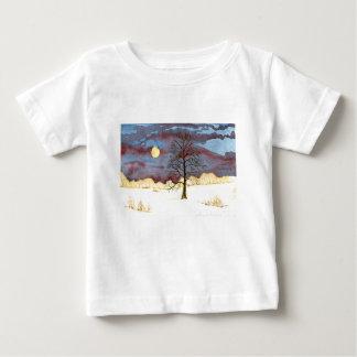 Winter Field Baby T-Shirt