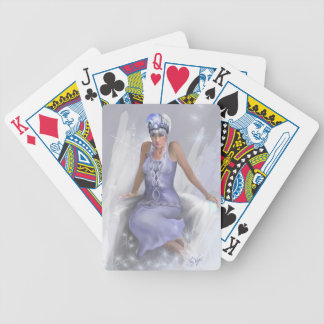 Winter Flame Playing Cards
