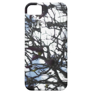 Winter in Bloom Barely There iPhone 5 Case