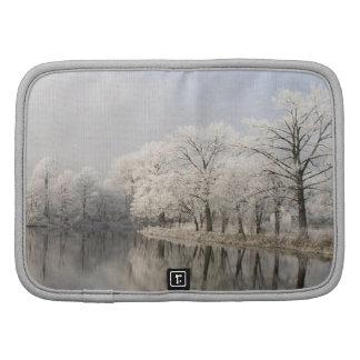 Winter Landscape Folio Mini Folio Planner