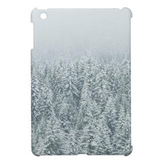 Winter Pines Case For The iPad Mini