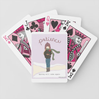 Winter Playing Cards Deck of Cards