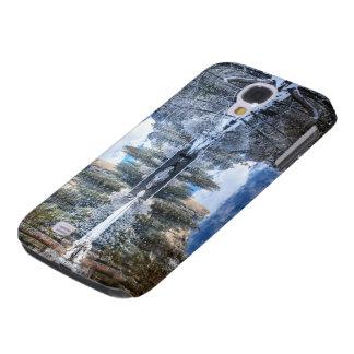 Winter Reflection at Yosemite Galaxy S4 Case