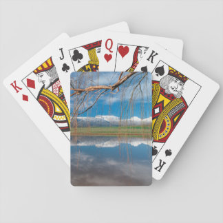 Winter Reflections. Ceres, Boland District Playing Cards