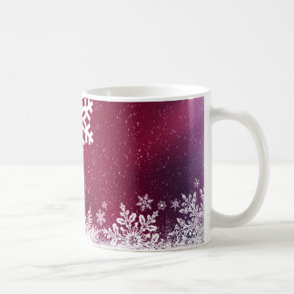 Winter Snowfall Coffee Mug