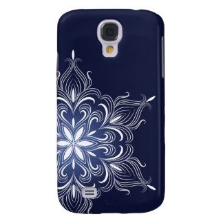 Winter Snowflake Galaxy S4 Case