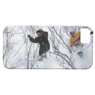 Winter Sports iPhone 5 Case