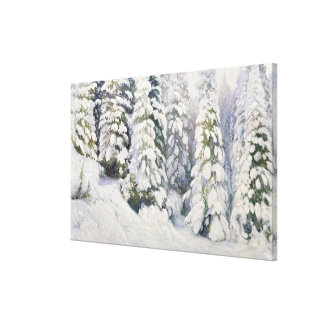 Winter Tale, 1913 Canvas Print
