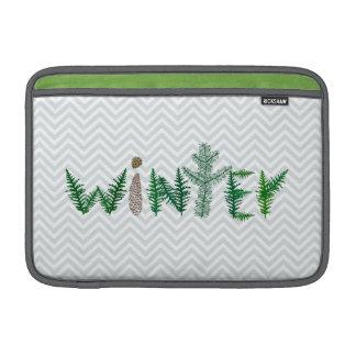 Winter Twigs Sleeve For MacBook Air