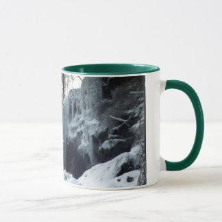 Winter Waterfall, Mugs & Drinkware