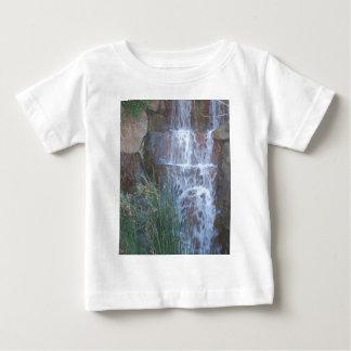 winter waterfall tshirt