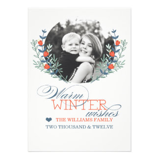 Winter Wishes Card (Today's Best Award)