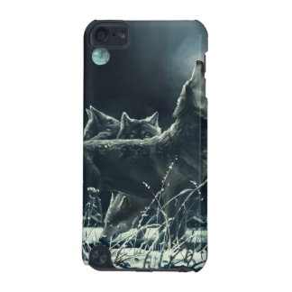 Winter Wolves iPod Touch 5G Case