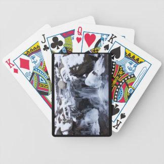 Winter Wonderland: Frozen Waterfall Cards