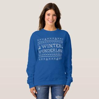 Winter Wonderland Ugly Sweater Sweatshirt