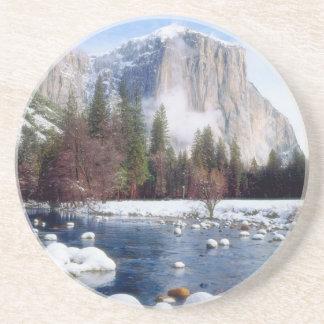 Winter Yosemite National Park Coaster
