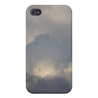 winterclouds iPhone 4 cover