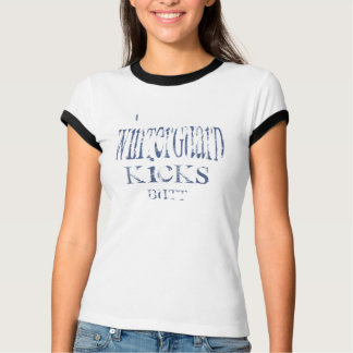 Winterguard Kicks Butt II T-Shirt