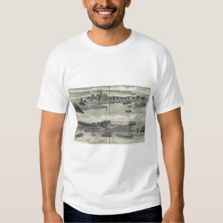 Winters area residences, farms t shirt