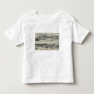 Winters area residences, farms toddler T-Shirt