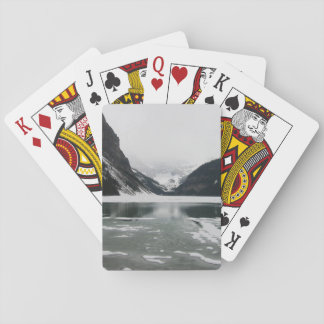 Winter's End, Lake Louise Playing Cards