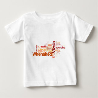 Wirehaired Vizsla Baby T-Shirt