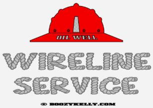 hot sales 24d97 e2ef7 Wireline Service,Wireline T-Shirt,Oil Field Shirt, T-Shirt