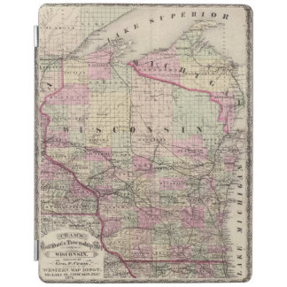 Wisconsin 9 iPad cover