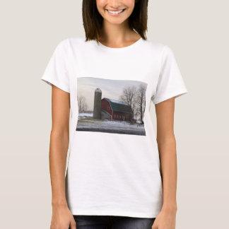 Wisconsin Barn T-Shirt