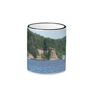 Wisconsin Dells Ringer Mug