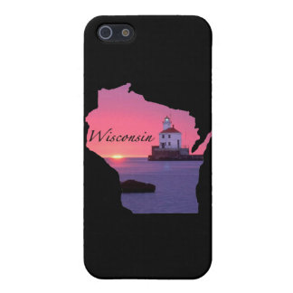 Wisconsin Lighthouse iPhone 5/5S Cover